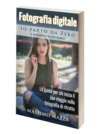 Libro ebook di fotografia di ritratto su Amazon Kindle
