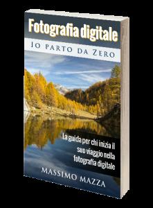 Libro ebook di fotografia digitale per principianti